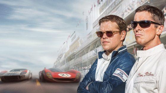 «Форд против Феррари» и 3 сезон «Короны» | MovieHub