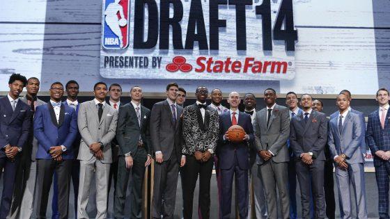 От максимального хайпа до полной посредственности. Драфт NBA-2014. Как это было