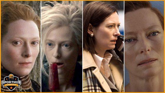 Тильда Суинтон: Фильмография | MovieHub