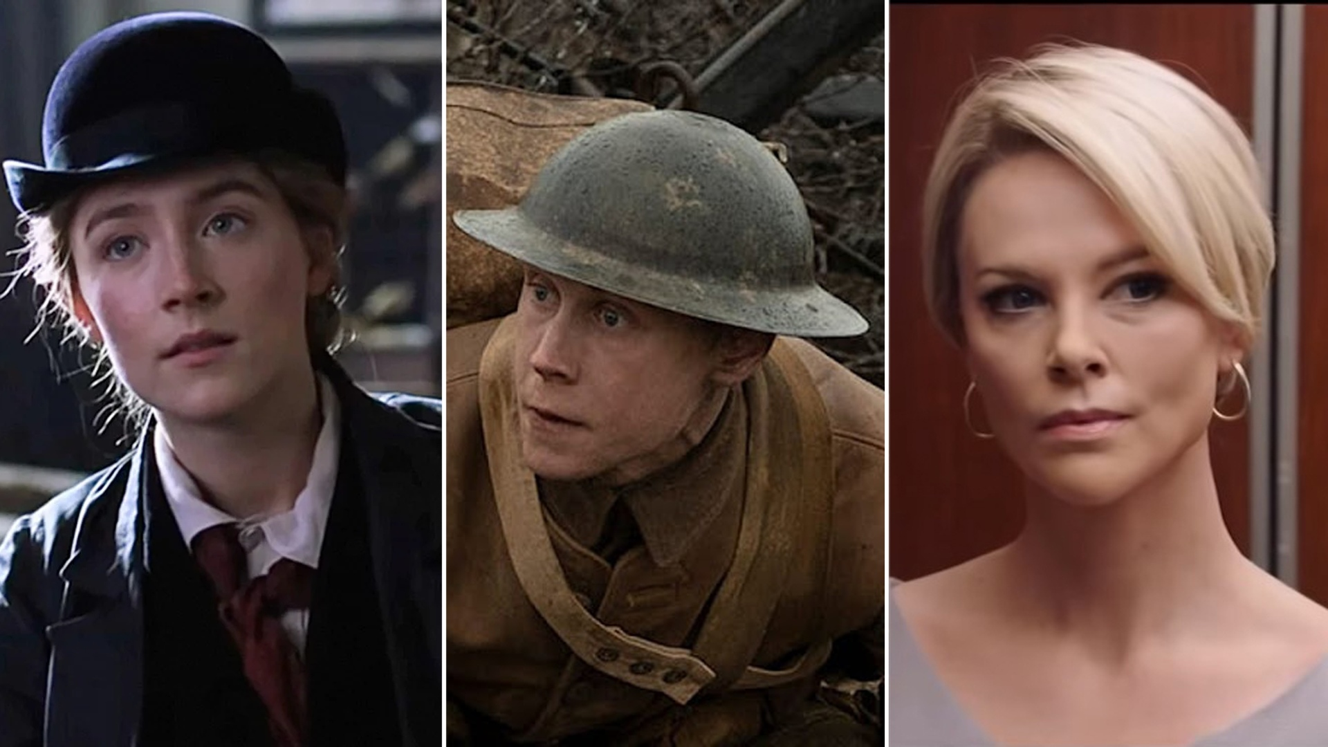 «Маленькие женщины», «1917» и «Скандал» | MovieHub