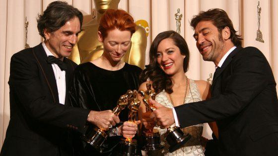 Мы исправили Оскар-2008! | MovieHub
