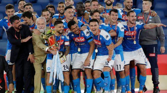 Все любят Рино! Наполи заслужено выиграл Кубок Италии, Ювентус ужасен после карантина | Дети Папы Карло