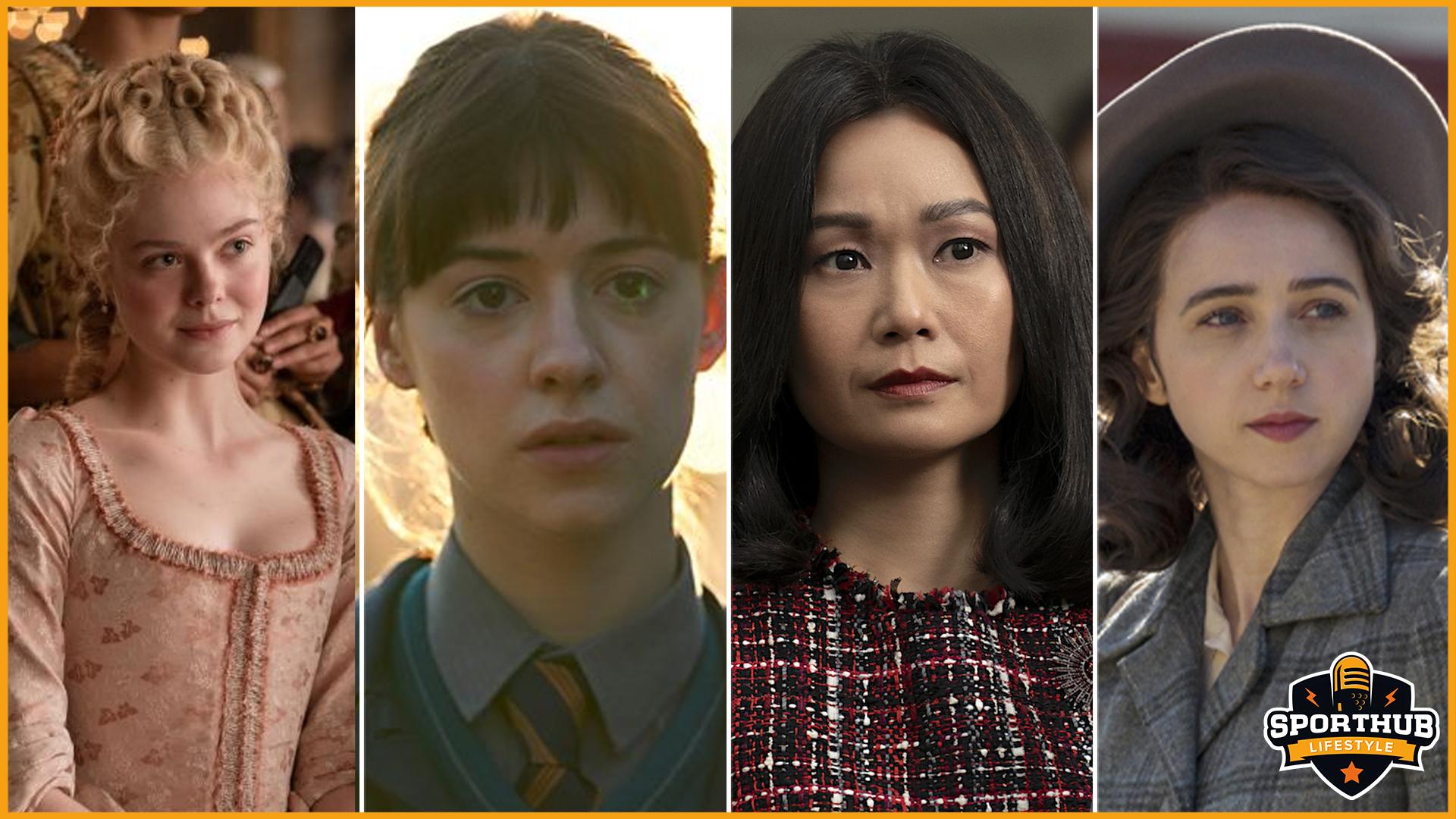 Чуть больше часа о новых сериалах | MovieHub