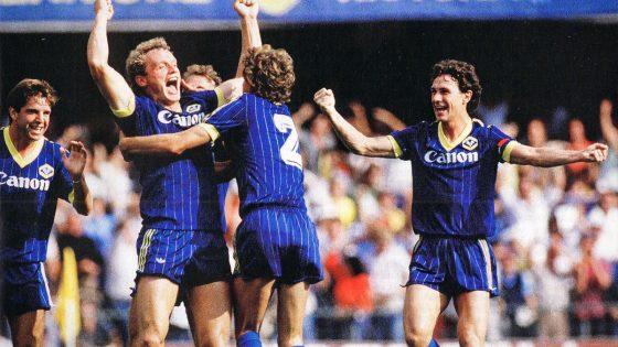 Веронское чудо: в 1985-м году Верона стала чемпионом Италии