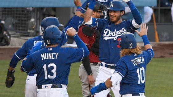 Доджерс и все остальные. Превью сезона MLB в NL   First Base