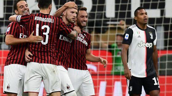 Аве Стефано! Милан разбил Лацио и Ювентус: что это было? | Дети Папы Карло