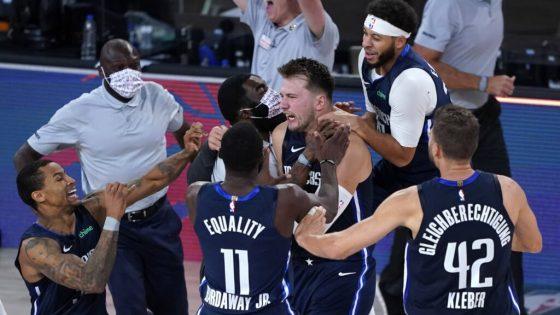 Лука, равенство на Западе и первые прощания на Востоке | Рестарт NBA-2020