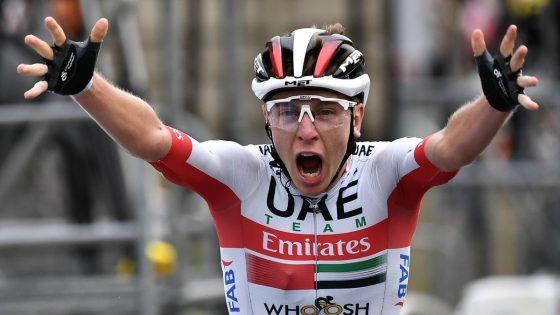 Трагедия Пино и словенское доминирование на первой неделе Тур де Франс | Тандем
