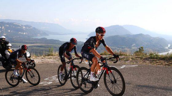 Взрыв Бернала и новые звезды Санвеб в итогах второй недели Тур де Франс | Тандем