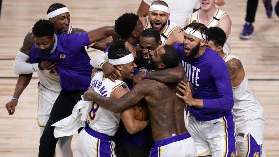 Шестой матч | NBA Finals 2020