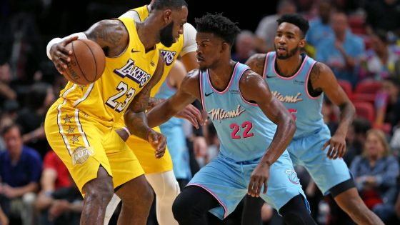 Четвертый матч | NBA Finals 2020