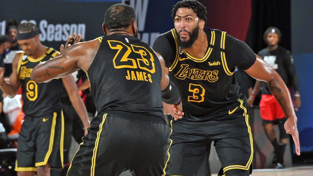 Второй матч | NBA Finals 2020