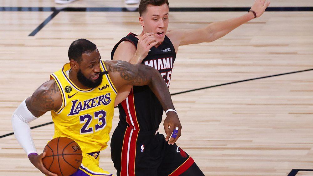 Первый матч | NBA Finals 2020