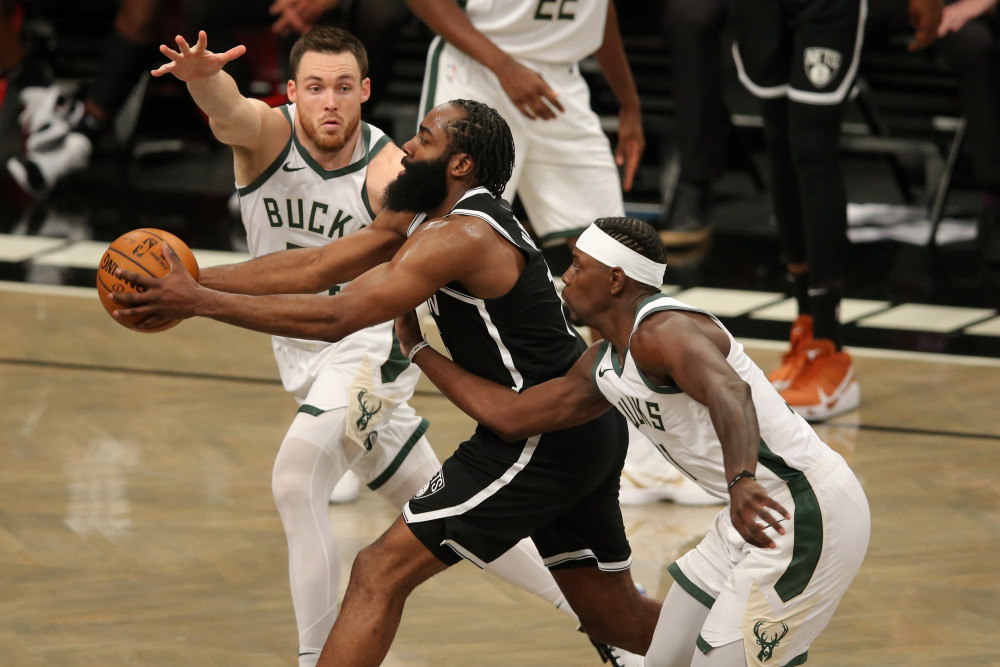 Дебют Хардена за Нетс, итоги MLK Day, отчисление Лэня | NBA 2020-21
