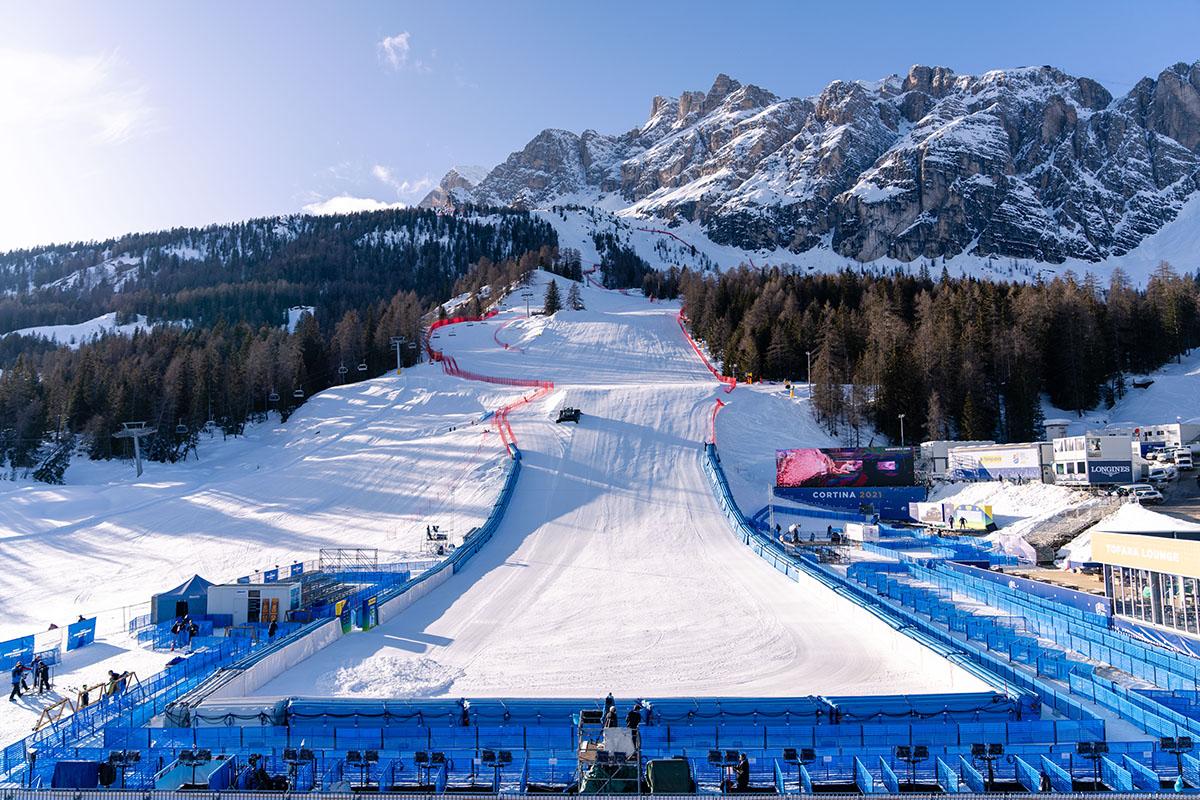 Превью ЧМ-2021 по горным лыжам в Кортине   Зимние каникулы