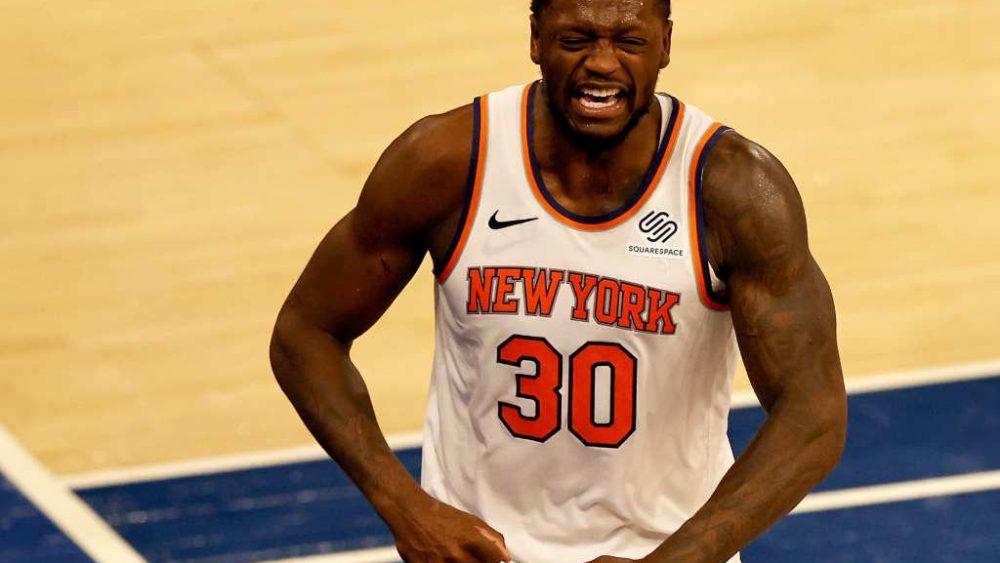 Чудеса Никс и Вашингтона, позиция силы Бруклина   NBA 2020-21