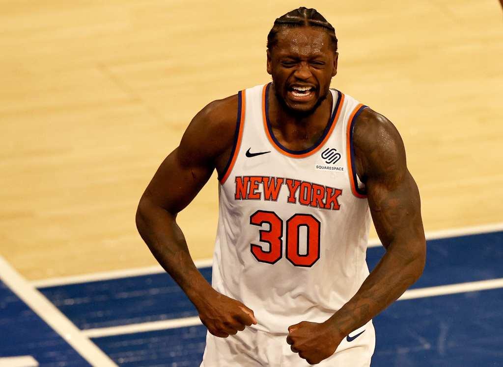 Чудеса Никс и Вашингтона, позиция силы Бруклина | NBA 2020-21