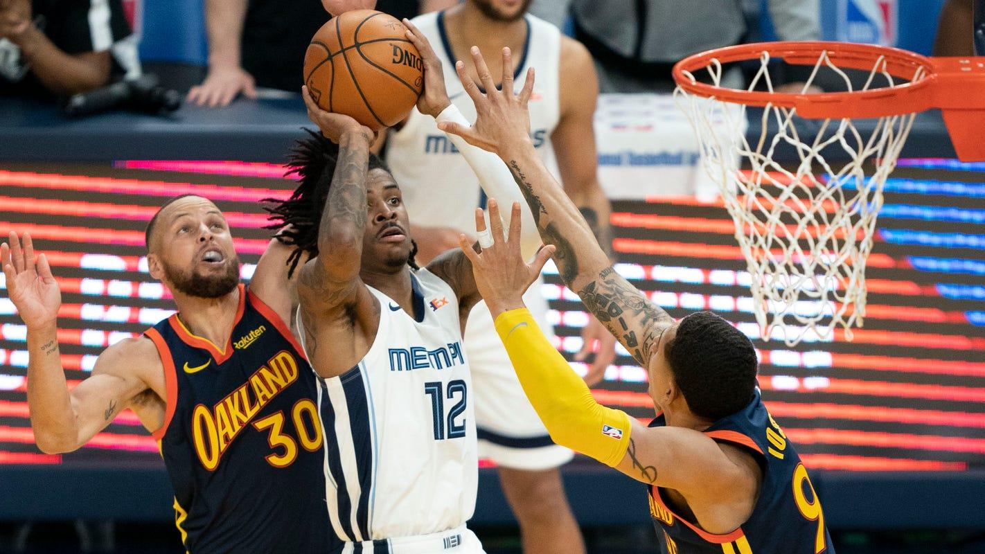 Мемфис шокирует Голден Стэйт + вторая часть превью старта плей-офф   NBA 2020-21