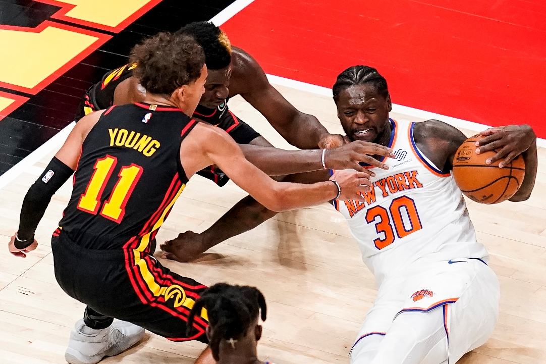 Матч года в Лос-Анджелесе + первая часть превью старта плей-офф   NBA 2020-21