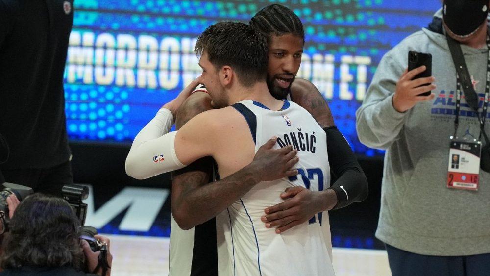 Белая проблема Далласа, стартовый ужас Филадельфии и старт второго раунда на Западе   NBA 2020-21