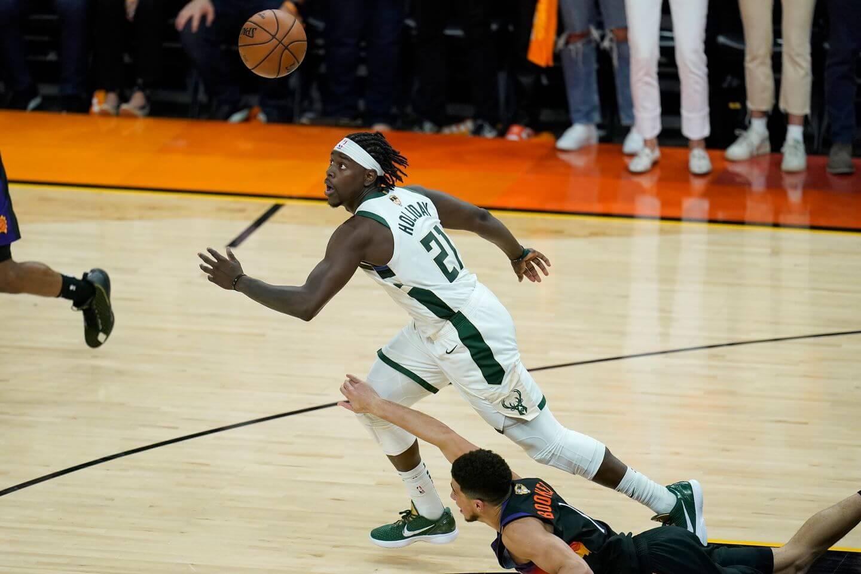 Милуоки в шаге от титула, США меняет состав на Олимпиаду и обмен, который спасет Портленд   NBA 2020-21