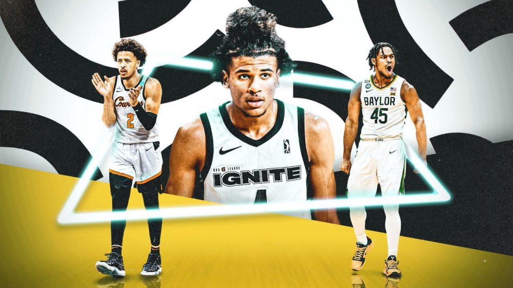 Драфт НБА-2021. Мок-драфт SportHub