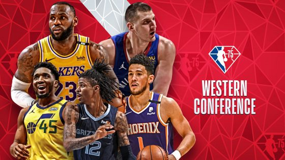 Превью сезона. Запад: overs-unders | NBA 2021-22
